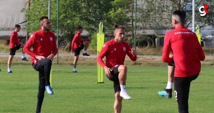 Yılport Samsunspor'da yeni sezon hazırlıkları sürüyor