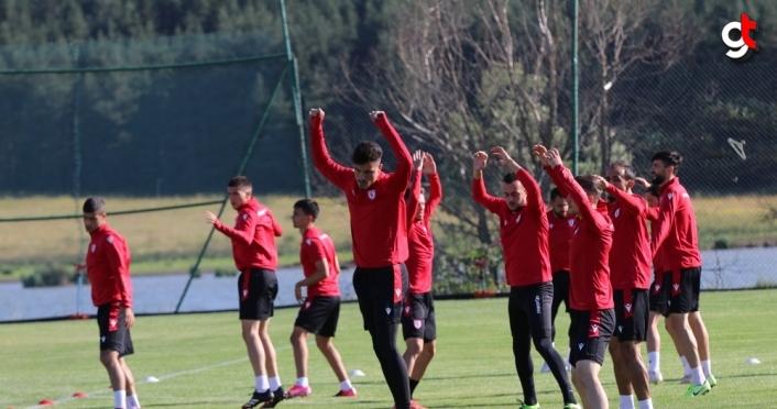 Yılport Samsunspor'un hedefi Süper Lig