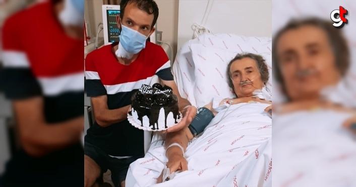 Arkadaşının annesi için karaciğer dokusu bağışladı