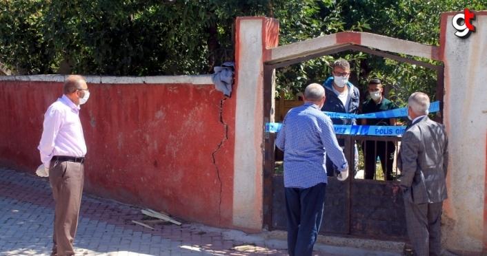Bayburt'ta karantinadaki vatandaşlar denetim ekiplerince kontrol ediliyor