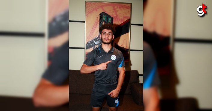 Çaykur Rizesporlu futbolcu Mithat Pala: