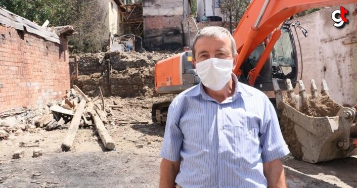 Çorum'daki 4'ü çocuk 5 kişinin hayatını kaybettiği yangın