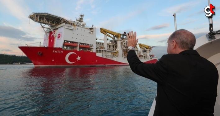 Cumhurbaşkanı Erdoğan'ın müjde dediği olay Karadeniz'de bulunan doğalgaz mı? Son dakika