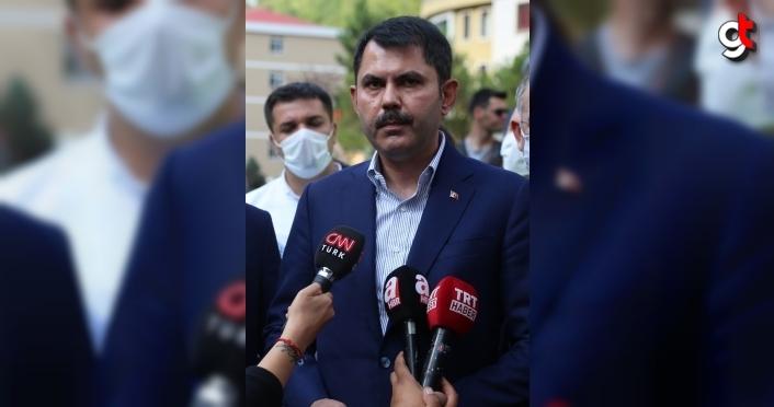 Giresun'daki selde 17 bina yıkıldı, 361 bina hasar gördü