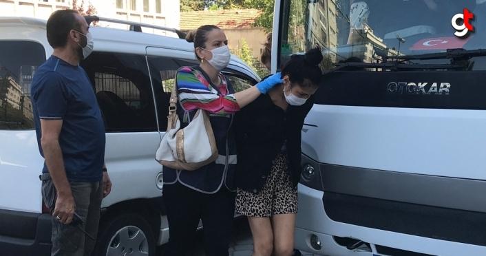 Samsun'da 2 kadının bıçakla yaralanmasıyla ilgili yakalanan 3 şüpheli tutuklandı