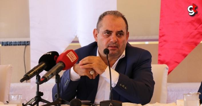 Hak-İş Genel Başkan Yardımcısı Değirmenci, Samsun'da işten çıkarılan işçilerle buluştu: