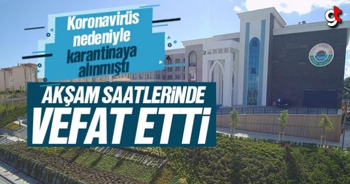 İlkadım Belediyesi'nde Ahmet Önder koronavirüsten vefat etti