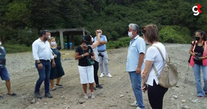 Karadeniz'de 6 ildeki kamp ve karavan alanlarının tespit çalışmasında sona gelindi