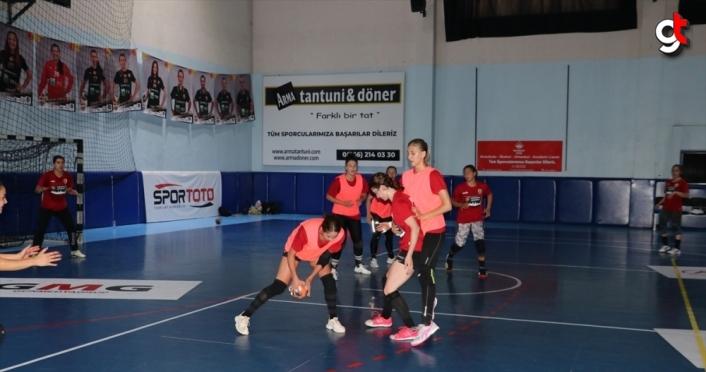 Kastamonu Belediyespor'da sezon hazırlıkları sürüyor