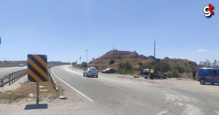 Ordu Büyükşehir Belediye Başkanı Güler trafik kazası geçirdi
