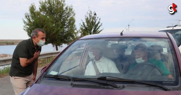 Ordu Valisi Sonel, bayram tatili dönüşü sürücüleri uyardı