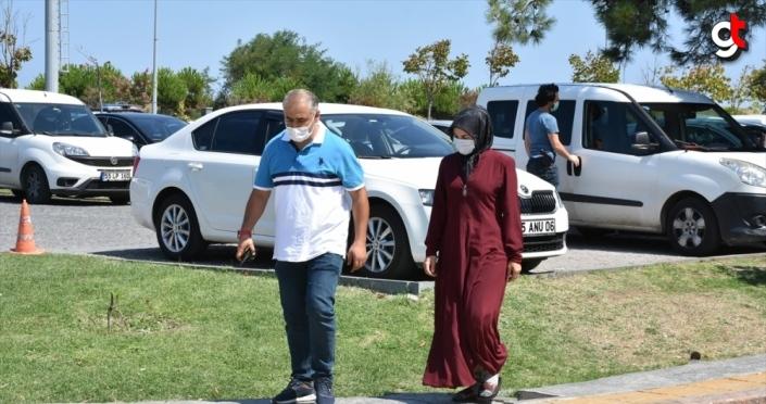 Samsun'da tartıştığı eltisini bıçakla yaralayan kadın gözaltına alındı