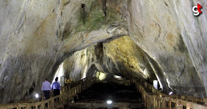 Sinop'ta İnaltı Mağarası Tabiat Parkı ilan edildi