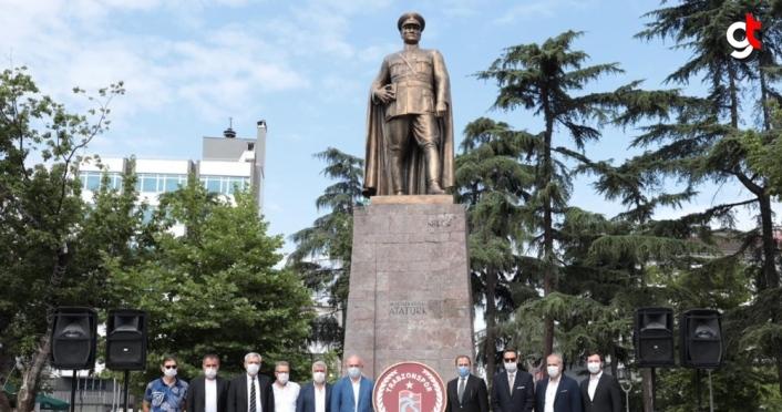 Trabzonspor Kulübünün 53. kuruluş yıl dönümü kutlandı