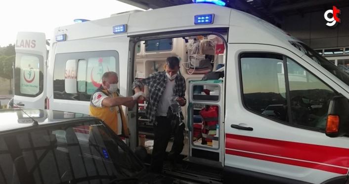 Zonguldak'ta gıda zehirlenmesi şüphesiyle 18 fındık işçisi hastaneye kaldırıldı
