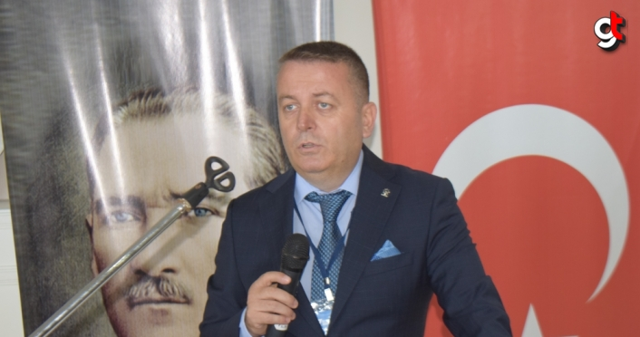 AK Parti Akçakoca İlçe Başkanı Sarıoğlu, güven tazeledi