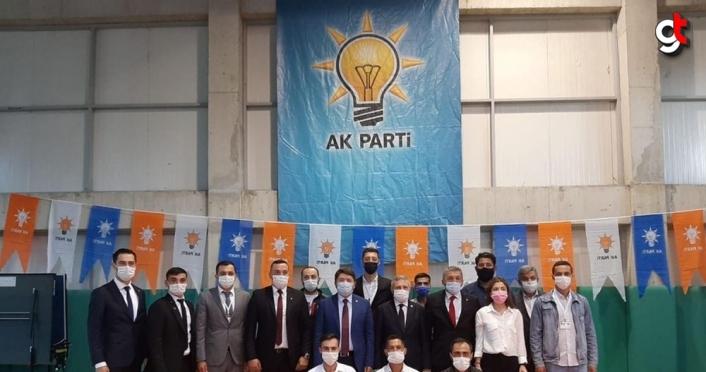 AK Parti Amasra ve Kurucaşile ilçe kongreleri yapıldı