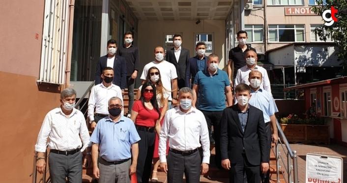 AK Parti Bartın Gençlik Kollarından, Erol Mütercimler hakkında suç duyurusu