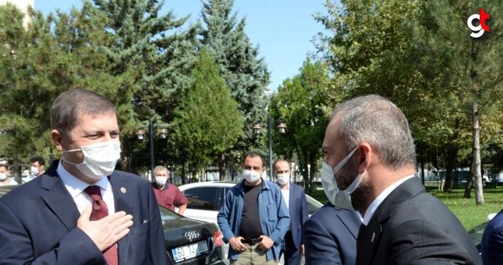 AK Parti Genel Başkan Yardımcısı Erkan Kandemir Tokat'ta konuştu: