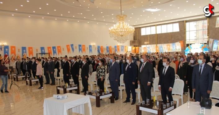 AK Parti Tosya İlçe Kongresi yapıldı