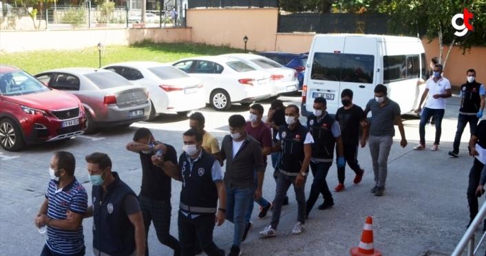 Amasya ve Samsun'daki uyuşturucu operasyonlarında 3 kişi tutuklandı