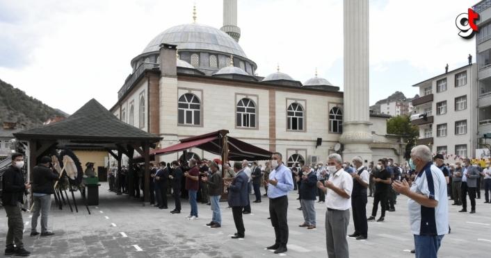 Ardahan Valisi Hüseyin Öner'in acı günü