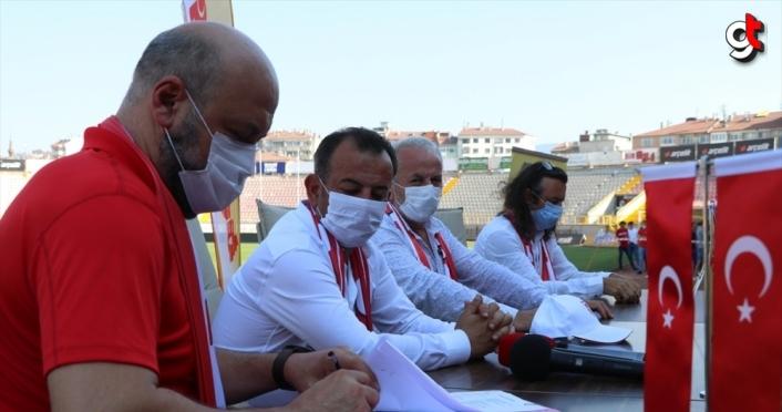 Boluspor, Beypiliç ile isim sponsorluğu sözleşmesi imzaladı