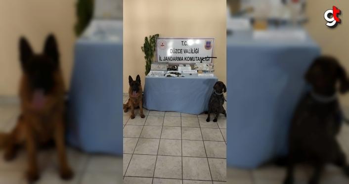 Düzce'de uyuşturucu operasyonunda 1 kişi yakalandı