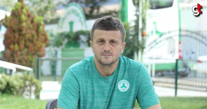 Giresunspor, Menemenspor karşısında üç puan hedefliyor