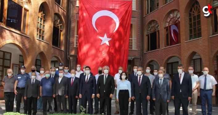 Kastamonu Valisi Çakır Bozkurt ilçesini ziyaret etti