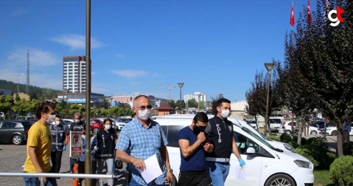 Kastamonu'da kendine direnen kuyumcuyu vuran şüpheli tutuklandı