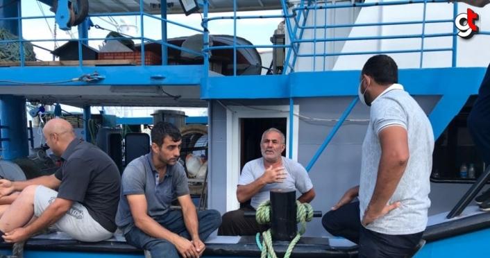Kastamonulu balıkçılar