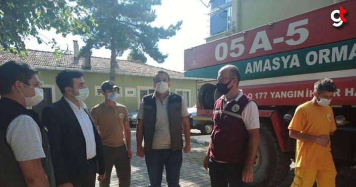 Kaymakam Fırat'tan kurum ziyaretleri