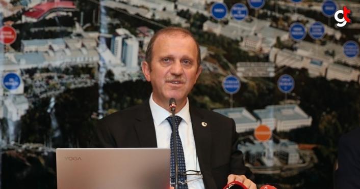 KTÜ Rektörü Prof. Dr. Hamdullah Çuvalcı: