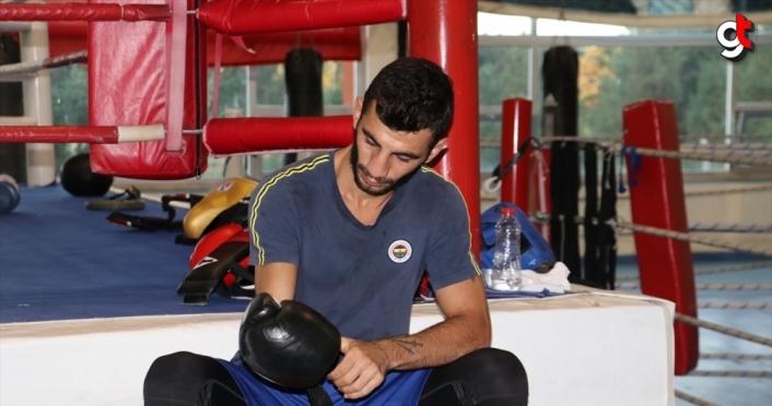 Olimpiyat kotalı milli boksör Batuhan Çiftçi: