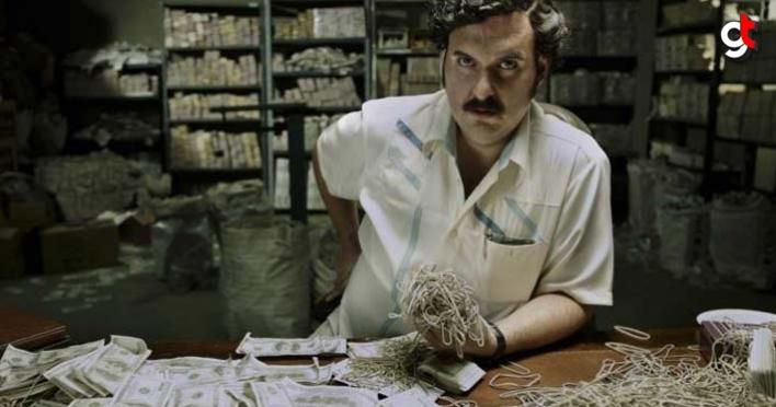 Pablo Escobar'ın parası bitmek bilmiyor, yeğeni gizli bölmede 18 milyon dolar buldu