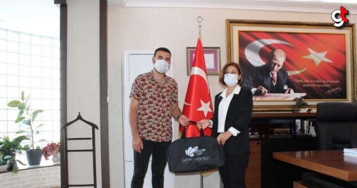 Safranbolu Belediye Başkanı Köse'den askerlere destek