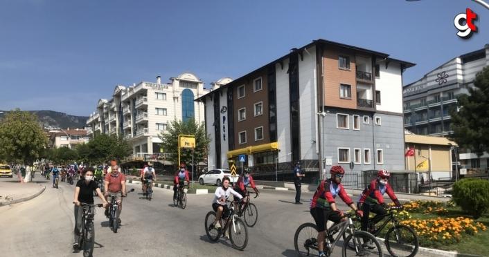 Safranbolu'da Avrupa Hareketlilik Haftası kortejle kutlandı