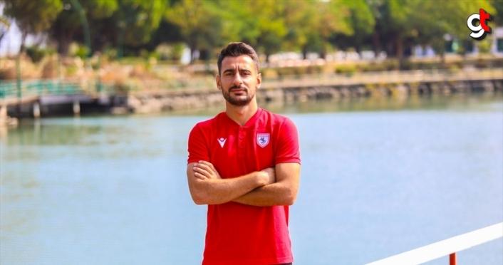 Samsunsporlu futbolcu Rahman Buğra Çağıran:
