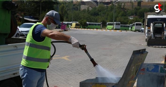 Tokat Belediyesi ilaçlama seferberliği başlattı