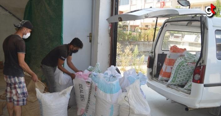 Toprak Mahsulleri Ofisi Bartın'da fındık üreticisinin yüzünü güldürüyor
