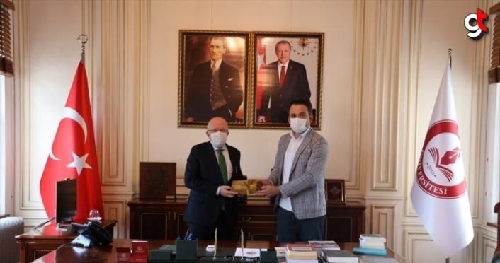 TÜGVA ile Samsun Üniversitesi ortak projeler yürütecek