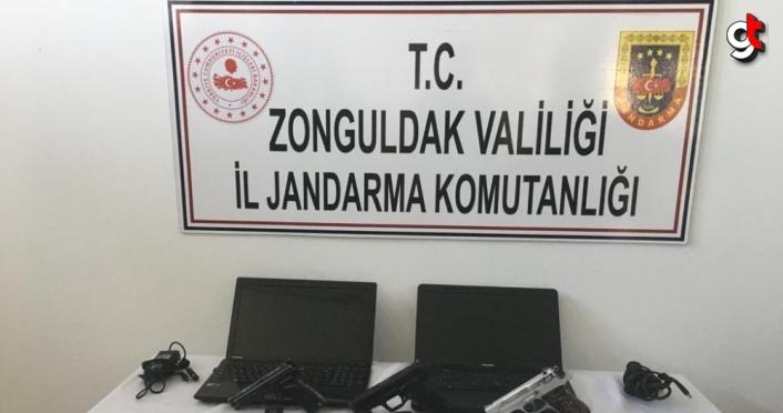 Zonguldak'ta 2 kişinin öldürülmesiyle ilgili 4 şüpheli adliyede