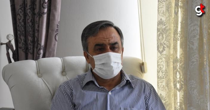 Zonguldak'ta karantinadayken alışveriş yapıp bahis oynayan kişiye ceza verildi