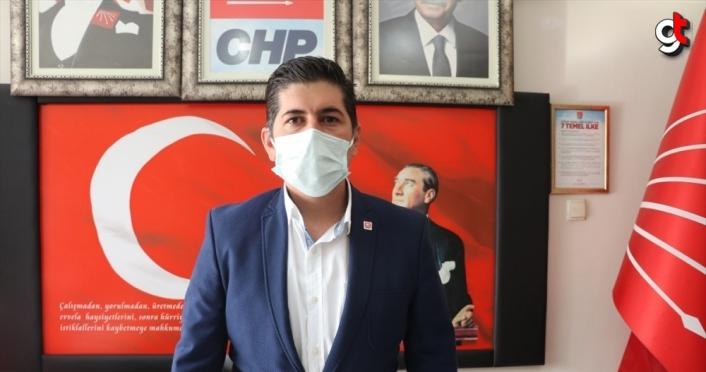CHP Isparta Gençlik Kolları Başkan Yardımcısı Kılınç