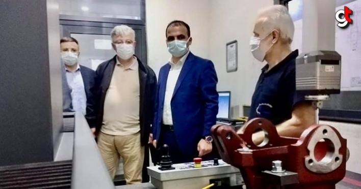 Fatsa'ya 1,5 milyon liralık yatırım