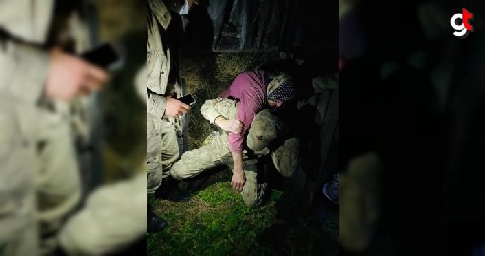 Giresun'da kaybolan kişiyi jandarma ekipleri buldu