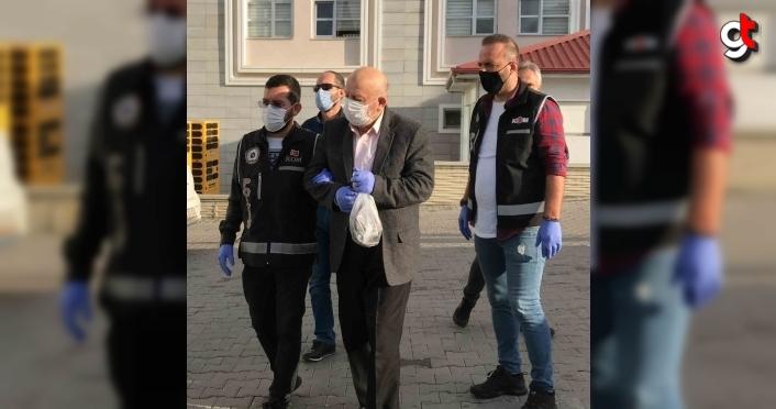 Samsun'daki silah kaçakçılığı operasyonunda yakalanan şüphelilerden biri tutuklandı