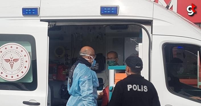 Karabük'te karantinada olması gereken 2 kişi belediyede işlem yaptırmak isterken tespit edildi