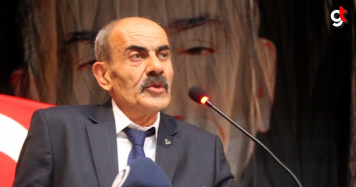 MHP Bayburt İl Başkanlığına Bekir Kasap yeniden seçildi